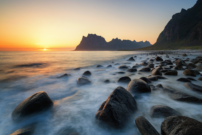Midnight Sun by Rickard Eriksson
