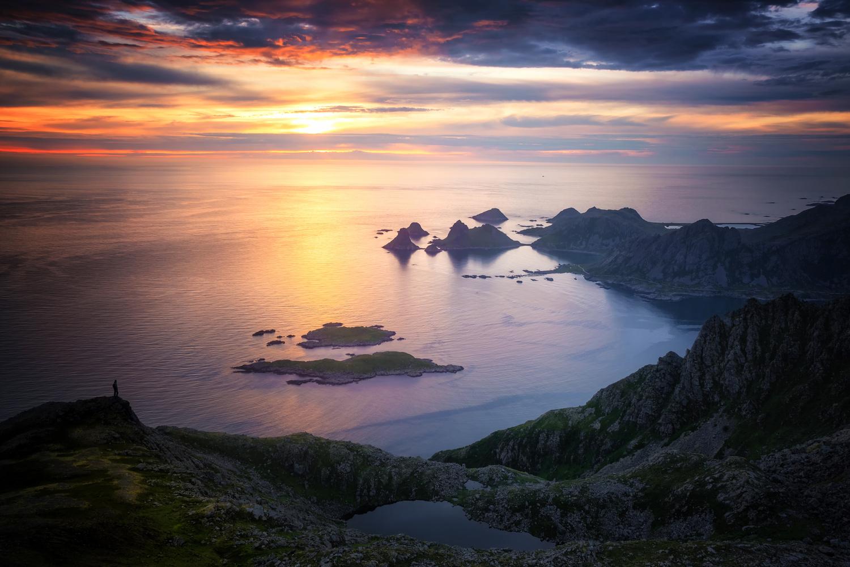 Midnightsun by Rickard Eriksson