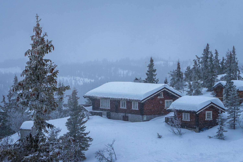 Winter Mood by Rickard Eriksson