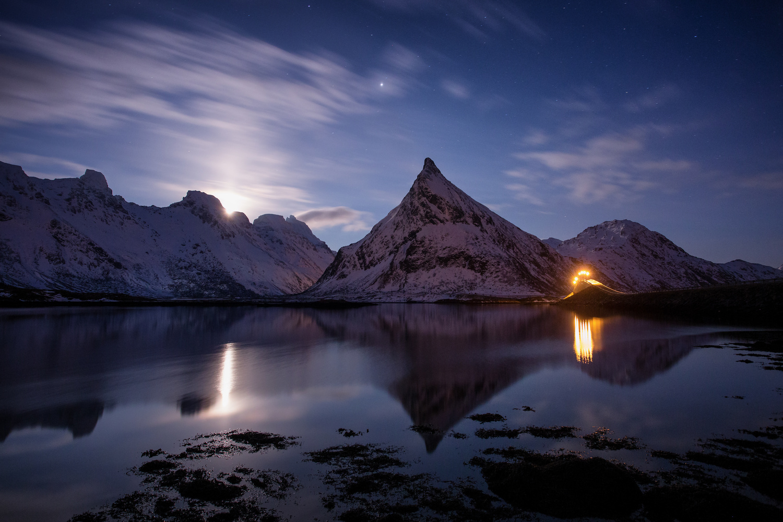 Moonrise by Rickard Eriksson