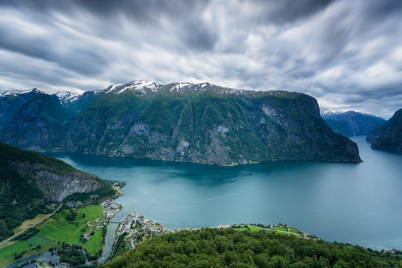 Sognefjorden by Rickard Eriksson