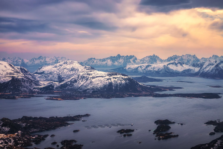 Vesterålen by Rickard Eriksson