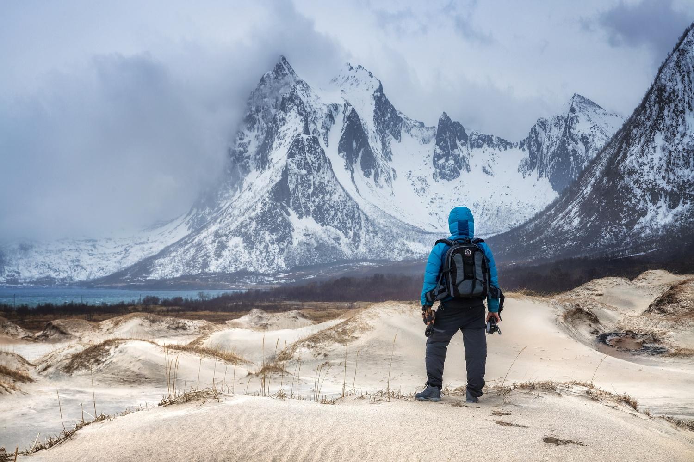Lofoten Desert by Rickard Eriksson