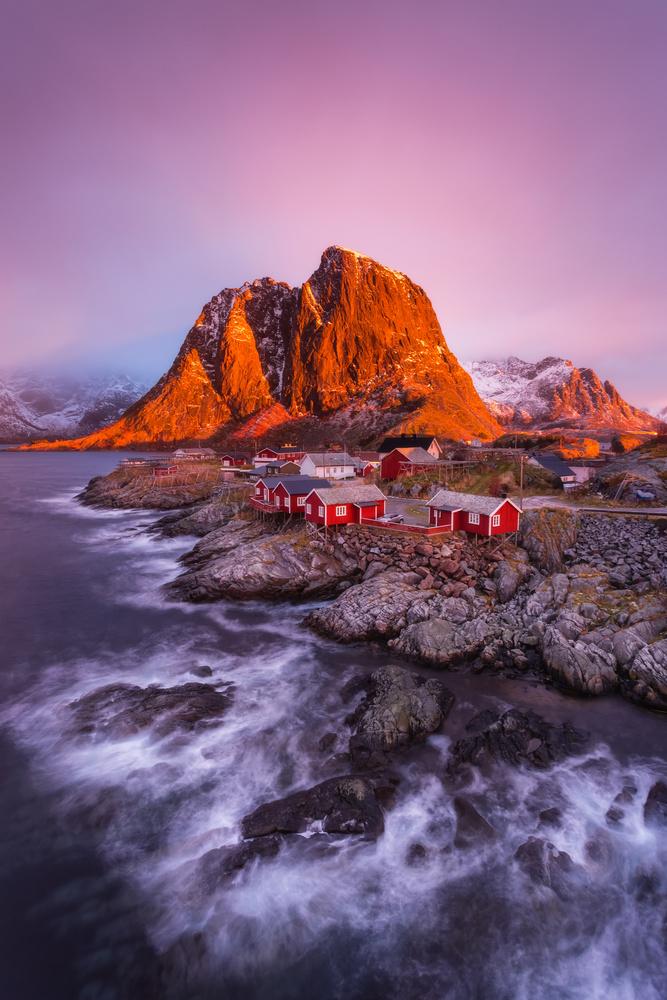 Golden Morning by Rickard Eriksson