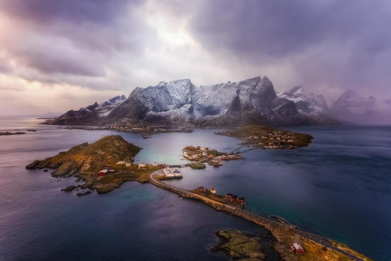 Reinebringen by Rickard Eriksson