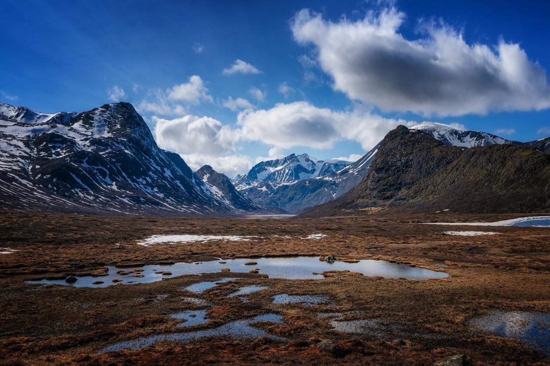 Leirungsdalen by Rickard Eriksson