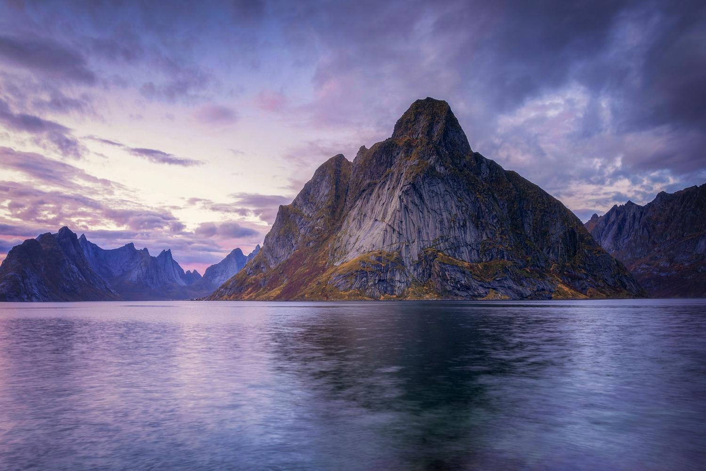 Olstind by Rickard Eriksson