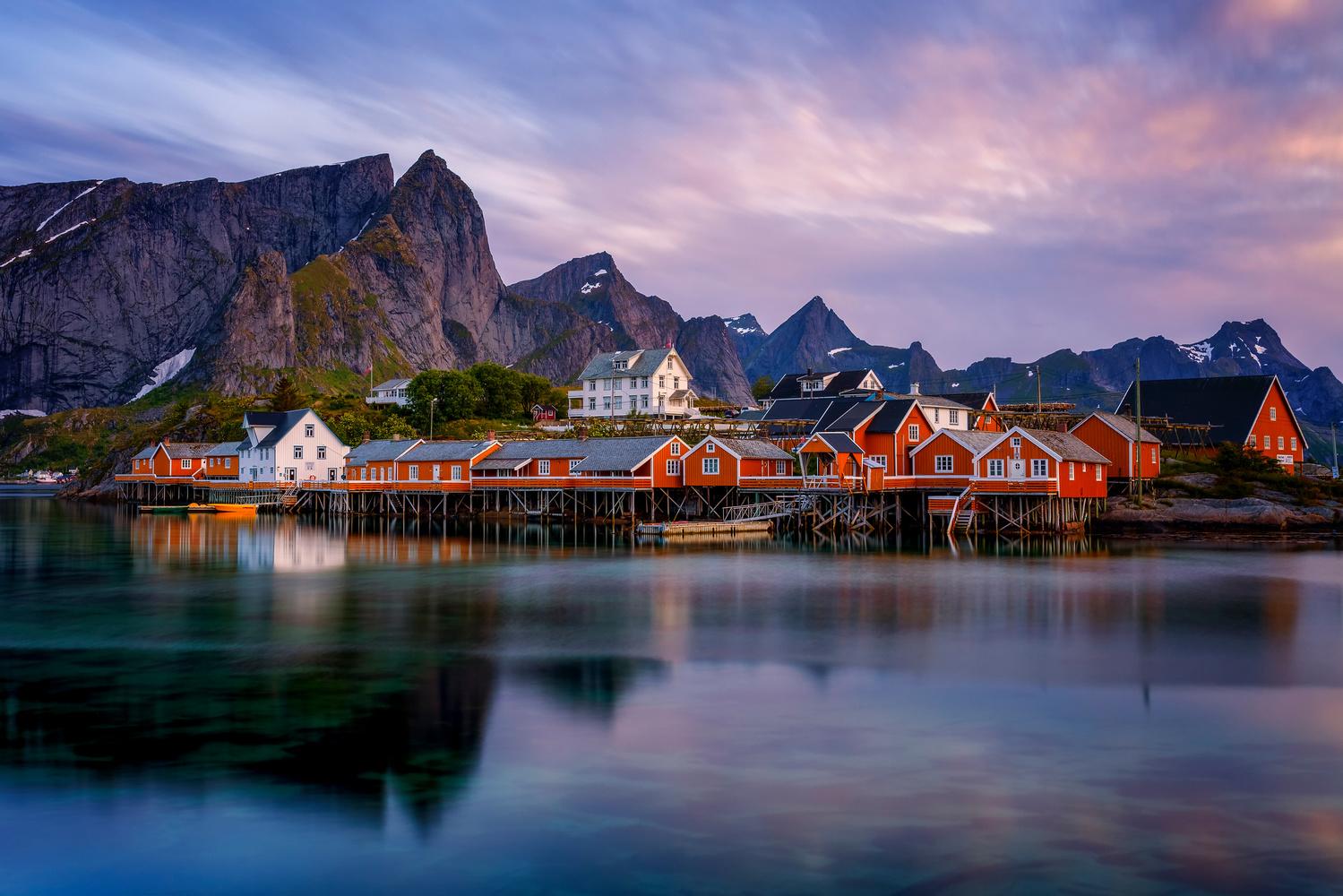 Sakrisøy by Rickard Eriksson