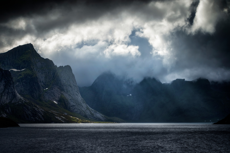 Lofoten Drama by Rickard Eriksson