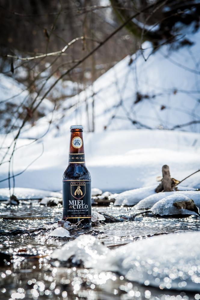 Miel Del Cielo Beer by Pro Photo