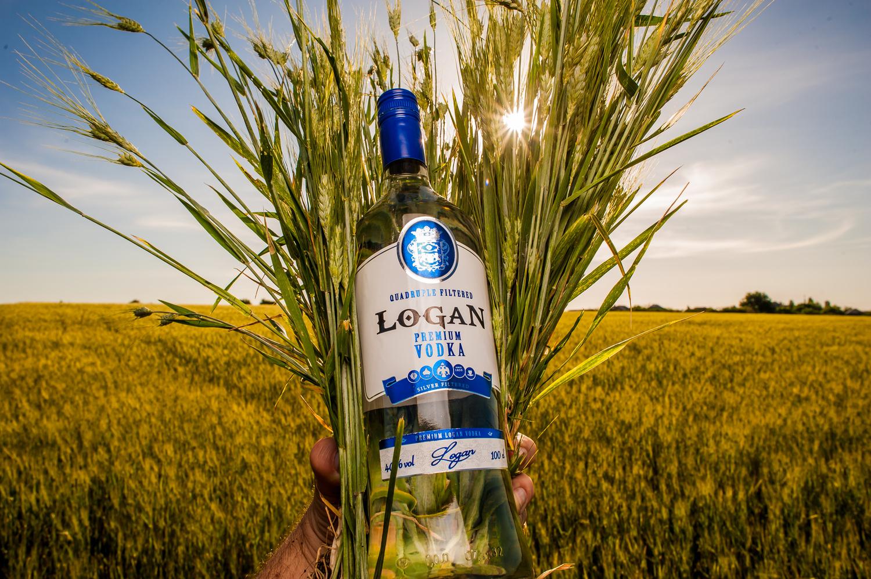 Logan Vodka by Pro Photo