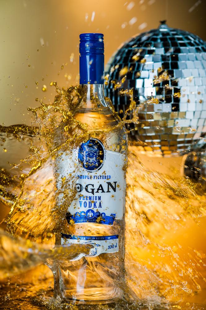 Logan Vodka company by Pro Photo