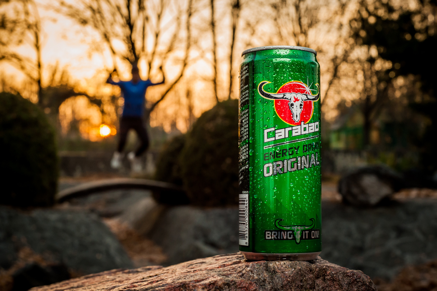 """Carabao Energy """"BRING IT ON"""" by Pro Photo"""