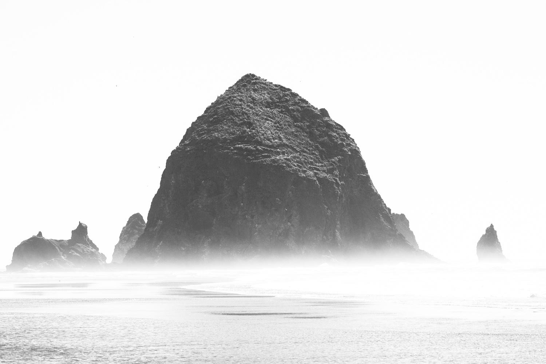 Haystack Island by Jakeb Miller