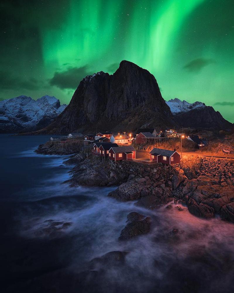 The Lofoten Dream by Tor-Ivar Næss