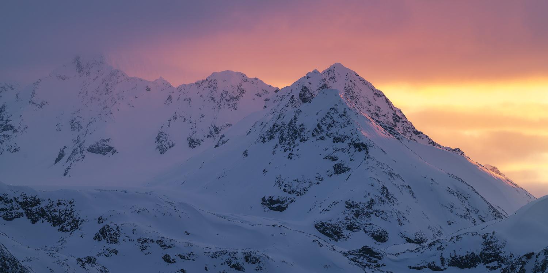 Winterland by Tor-Ivar Næss