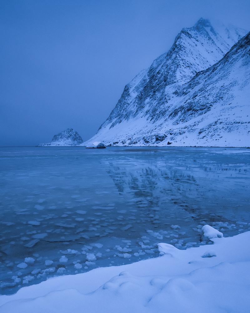 Lofoten Blues by Tor-Ivar Næss
