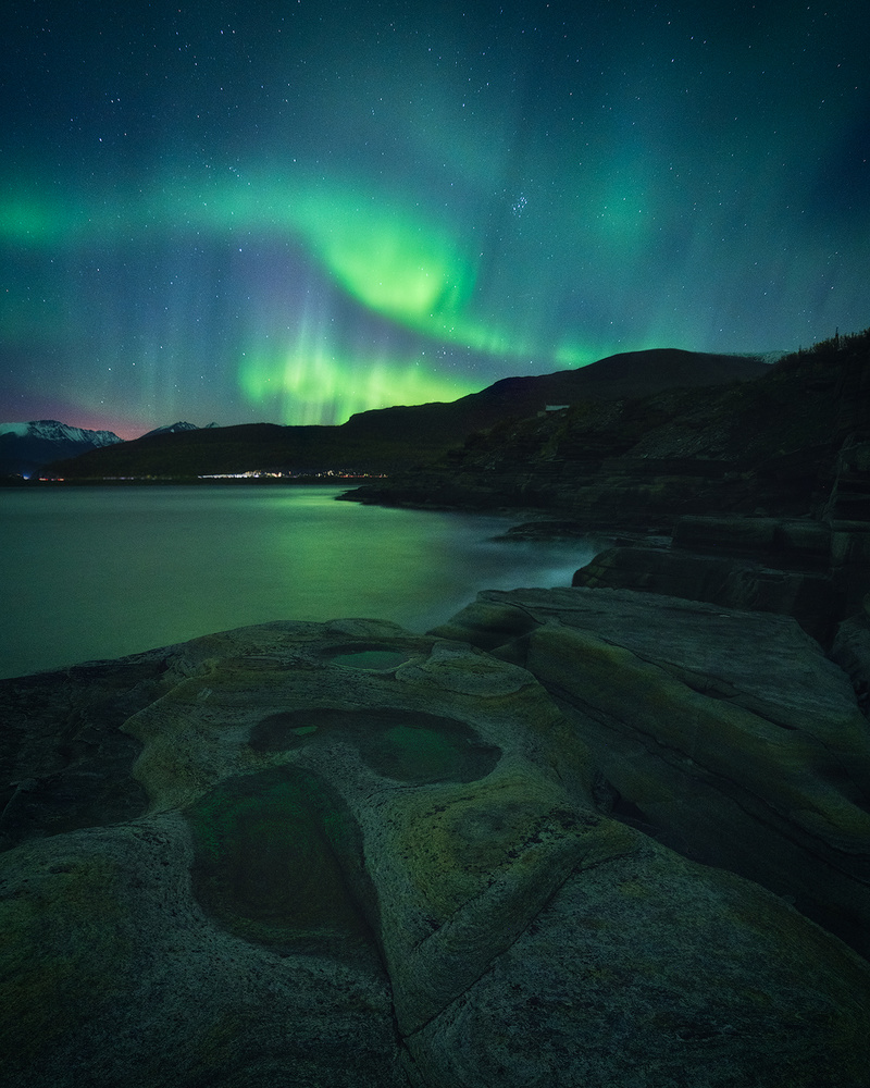 The Lights Are Back by Tor-Ivar Næss