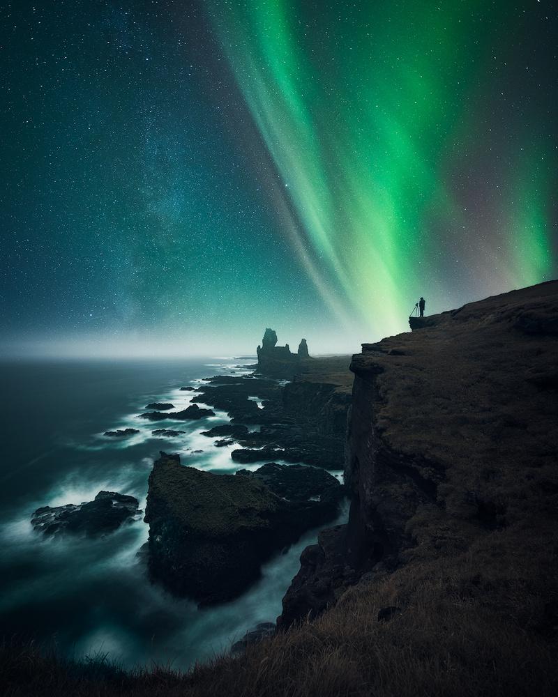 The Dreammaker of Londrangar by Tor-Ivar Næss