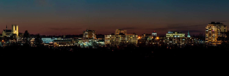 Guelph Skyline 2020 by Jason Orr