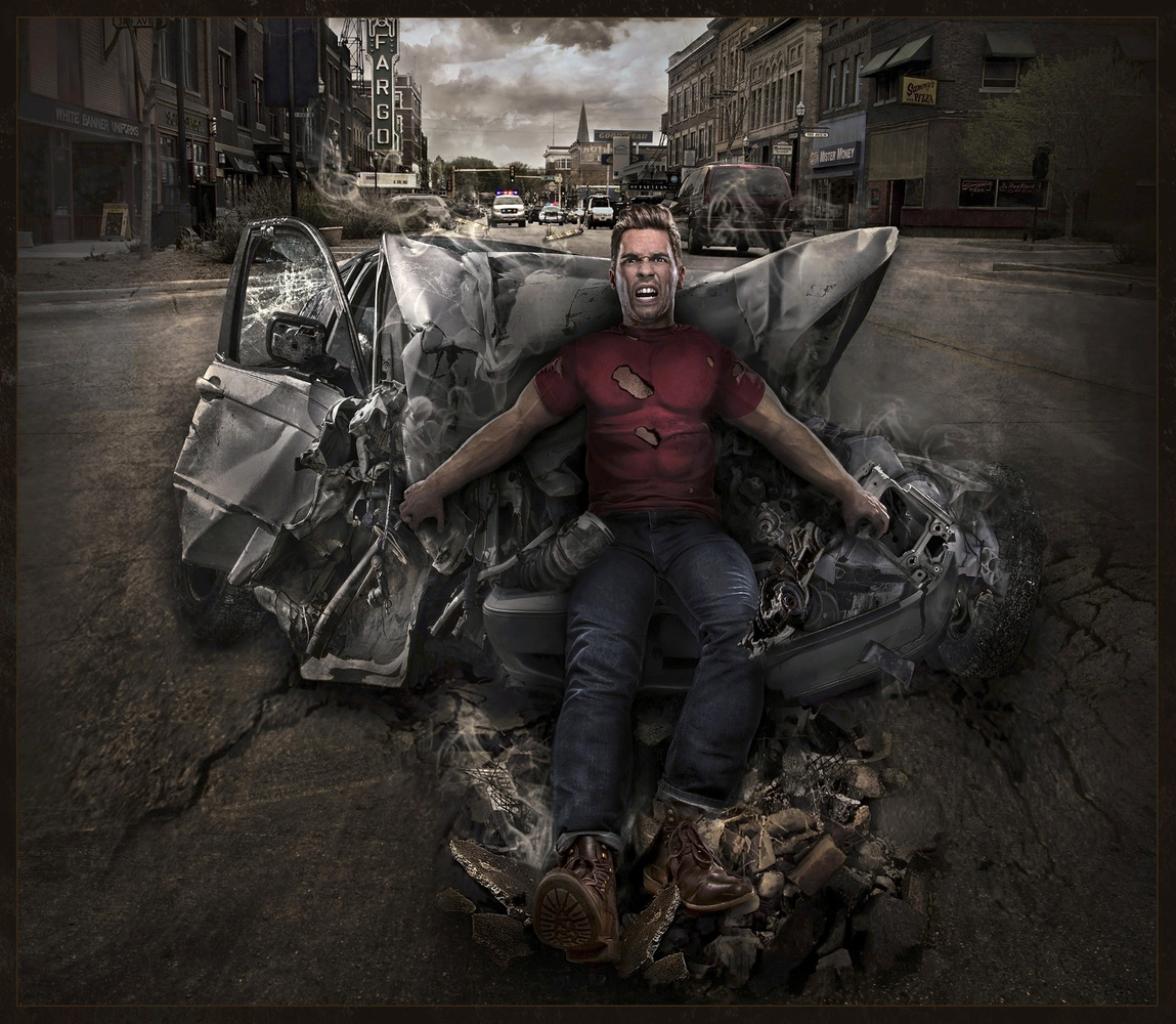 Hometown Hero by Dan Francis