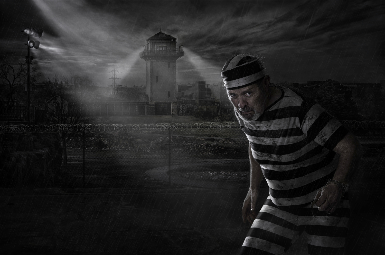 Jail break by Dan Francis
