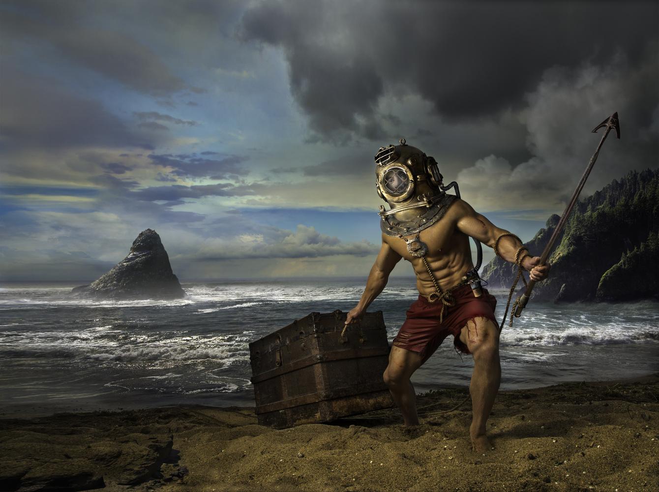 Treasure Hunter by Dan Francis