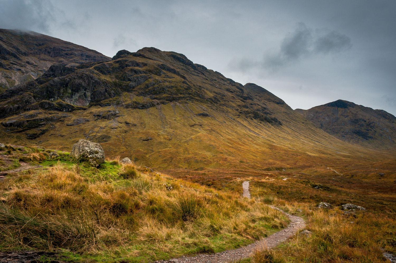 Glencoe, scotland by Andrea Short