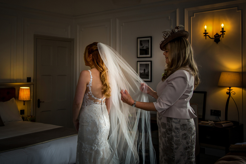 Bride & Mum by Steve Kentish