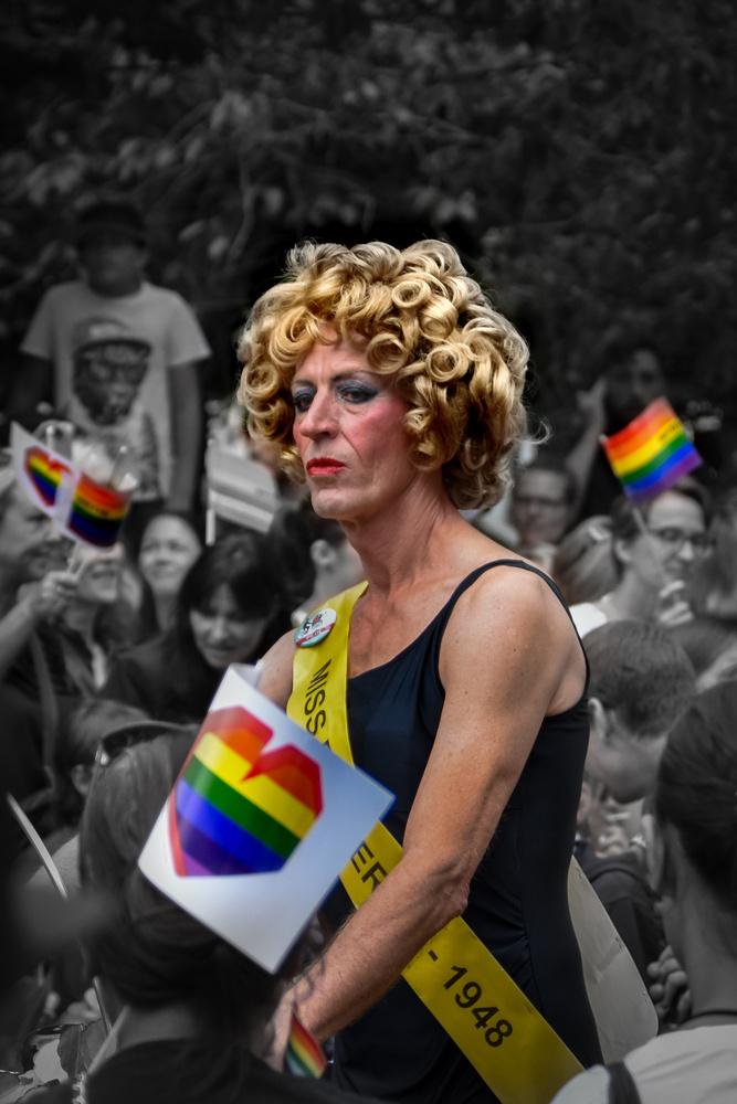 Pride by Victor Kromann
