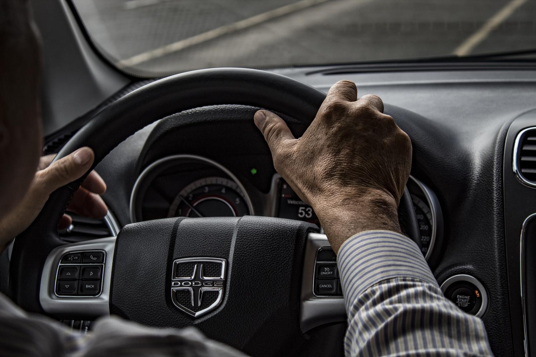 Driver man by Omar Ramos