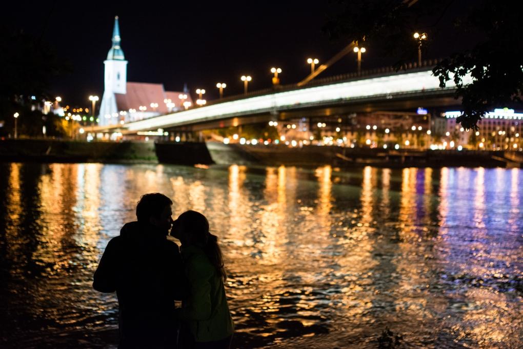 Bratislava by Michal Lukáč