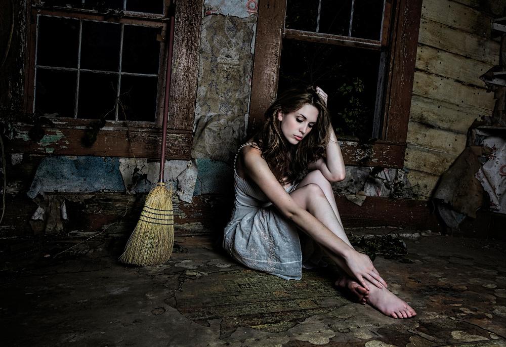 Cinderella  by christine szeredy