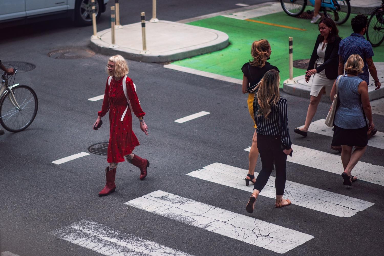 Female Contrast by Adam Hansen