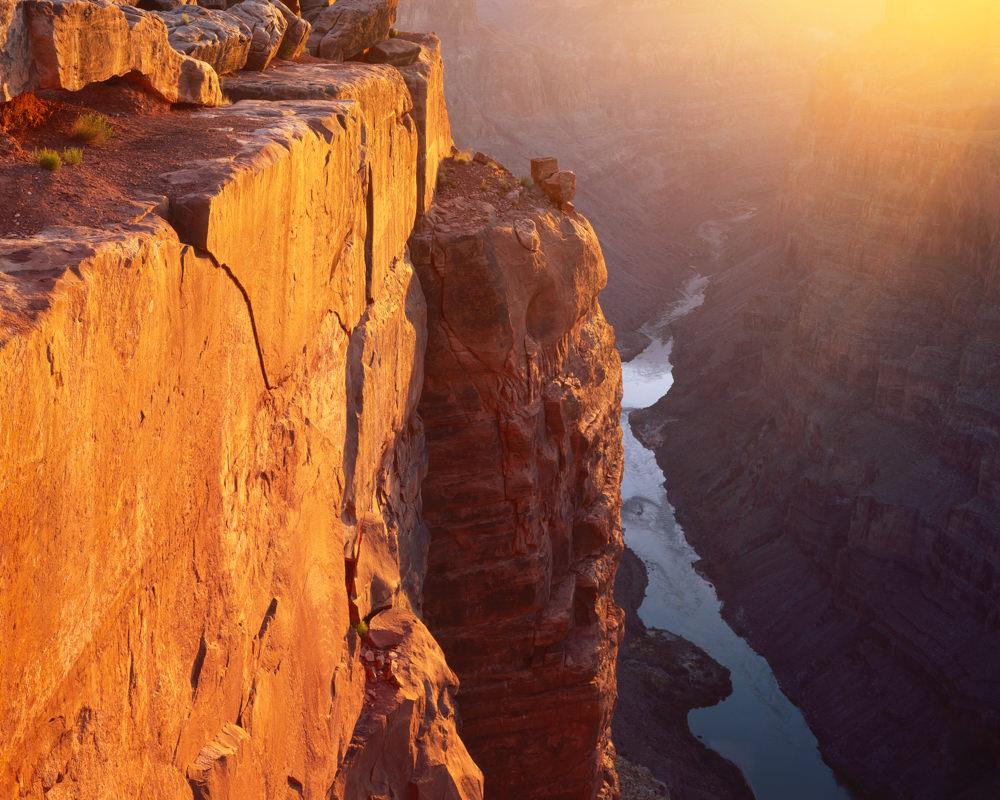 Toroweap Sunrise by Marty Quinn