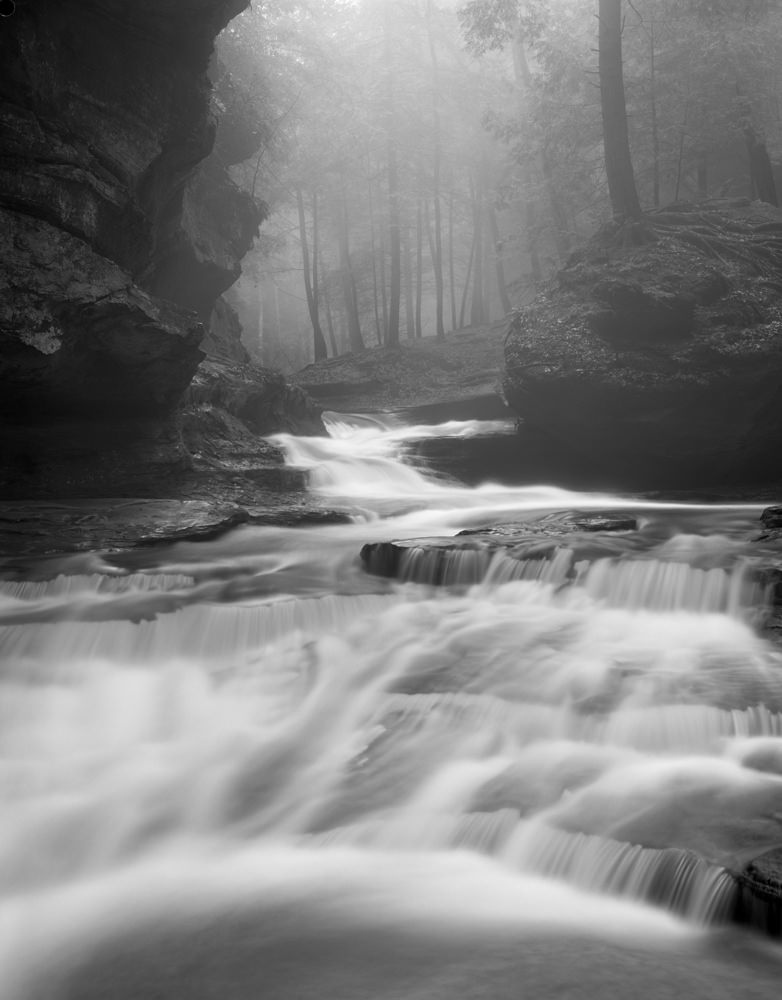 Old Man's Cave by Marty Quinn