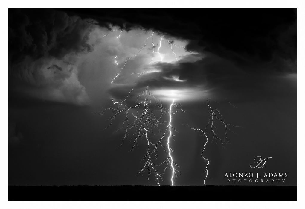 High Voltage by Alonzo Adams