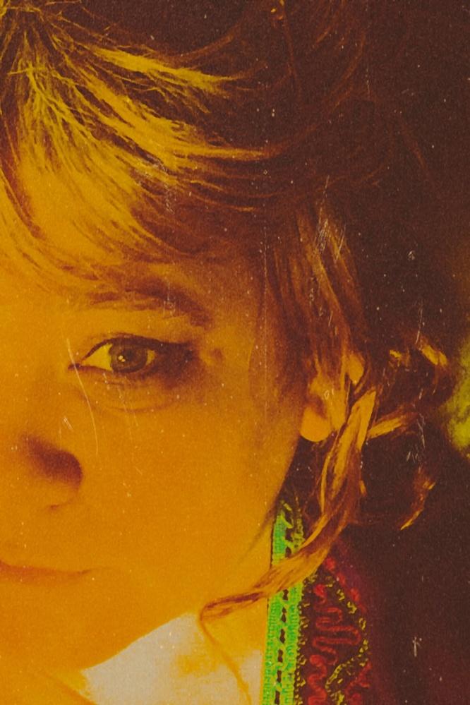 Self Portrait by Jo Martin