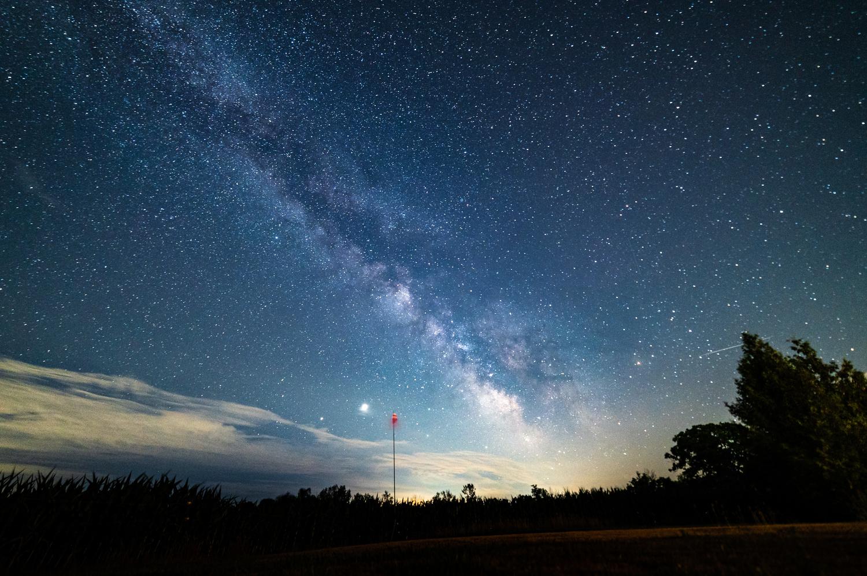 Night Sky by Soumya Swain
