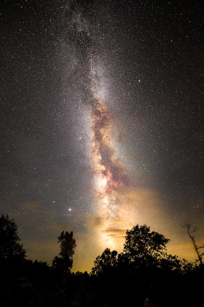 Milky Way by Soumya Swain
