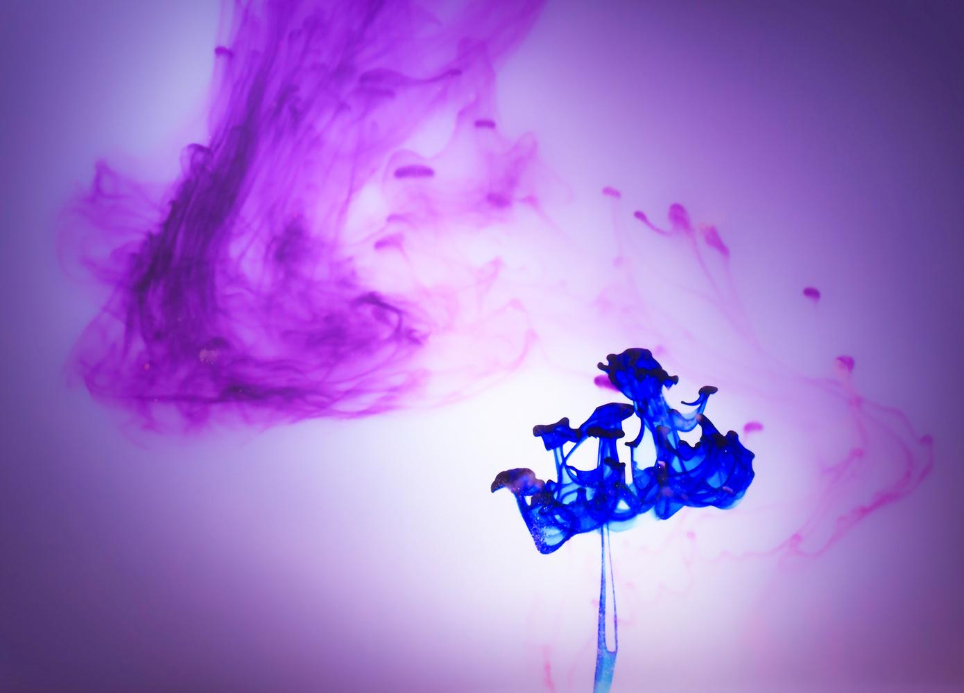 Purple Haze by Ruth Carll