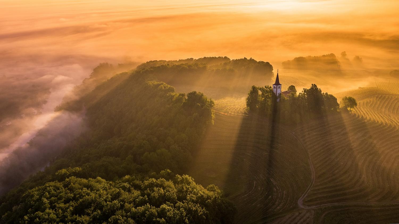 Morning game by Danijel Turnšek
