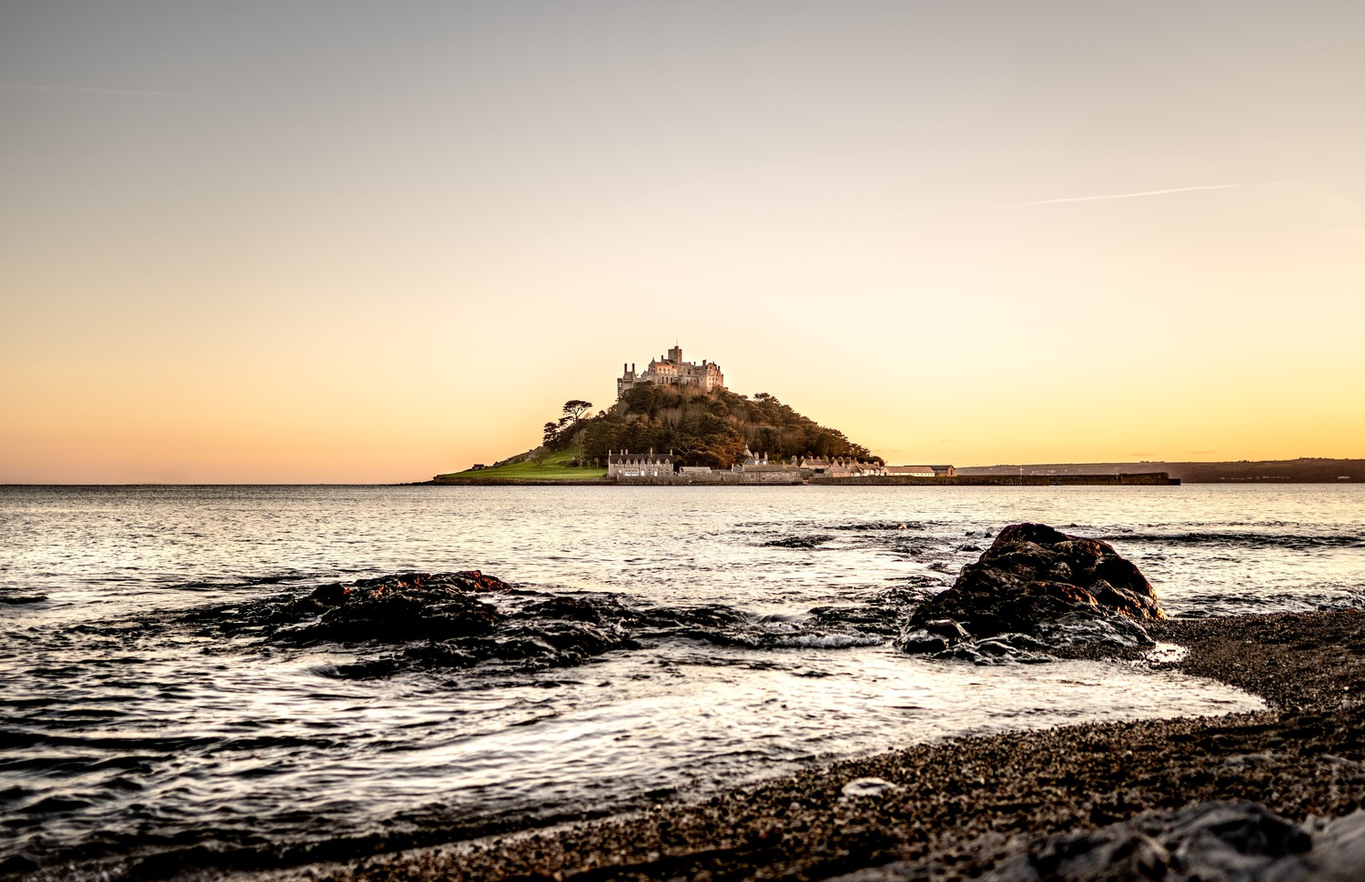 St Michaels Mount by Ryan Elson
