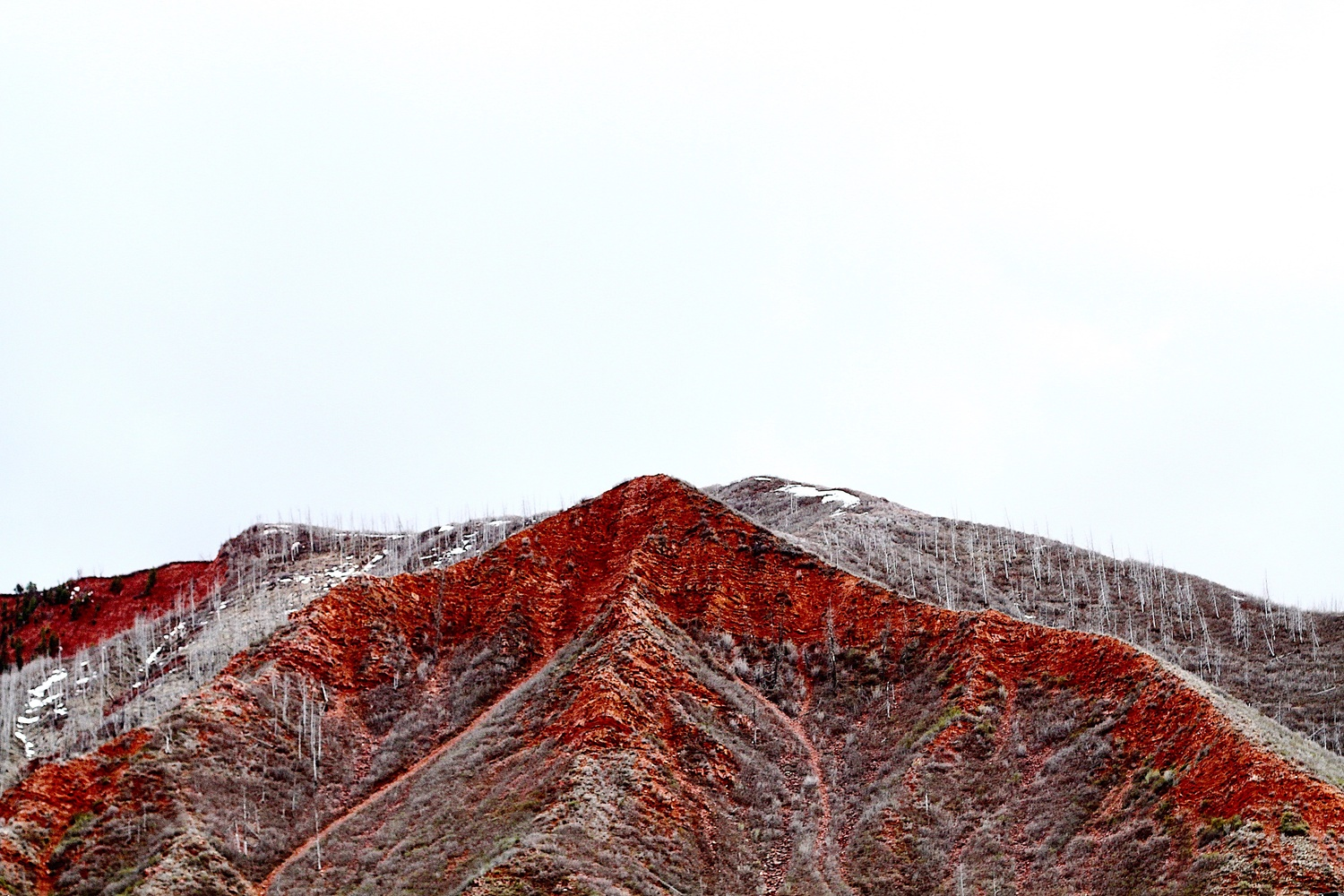 Red  Mountain by Dylan Handley