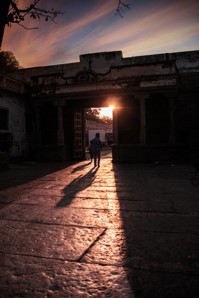 a gate by Jitesh Shivakumar