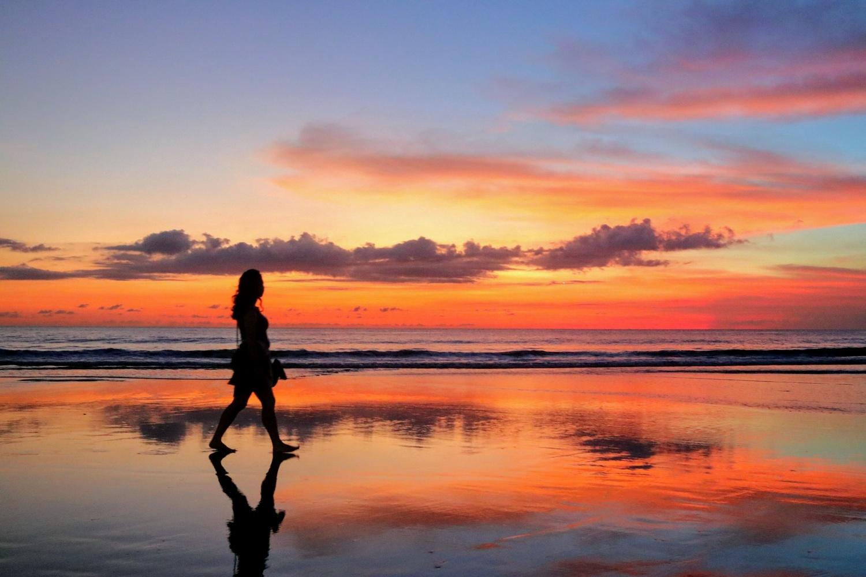 The walk by Ash Radhakrishnan