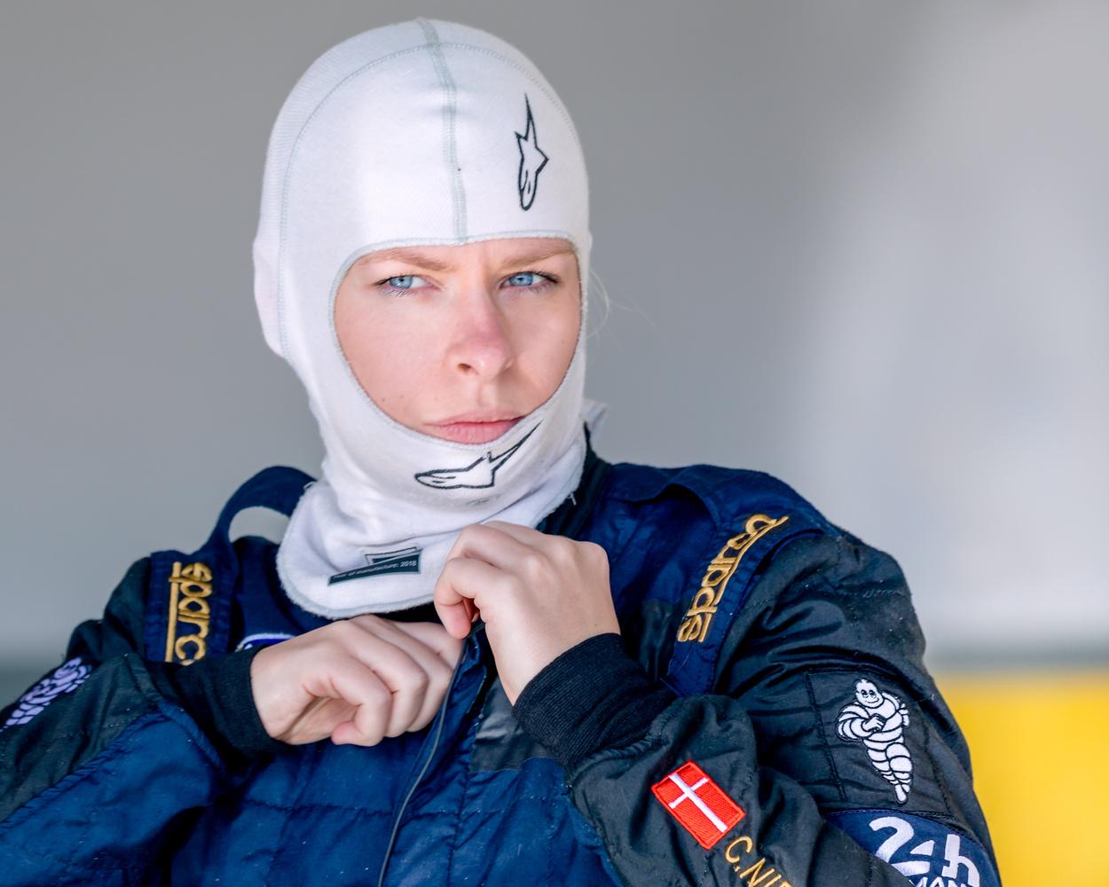 Christina Neilsen - Daytona 2019 by Rob Woodham