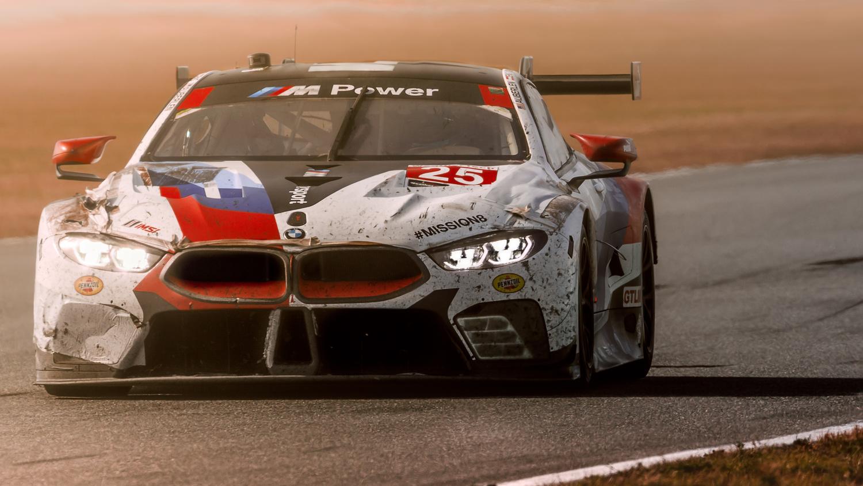 BMW M8 GTE by Rob Woodham