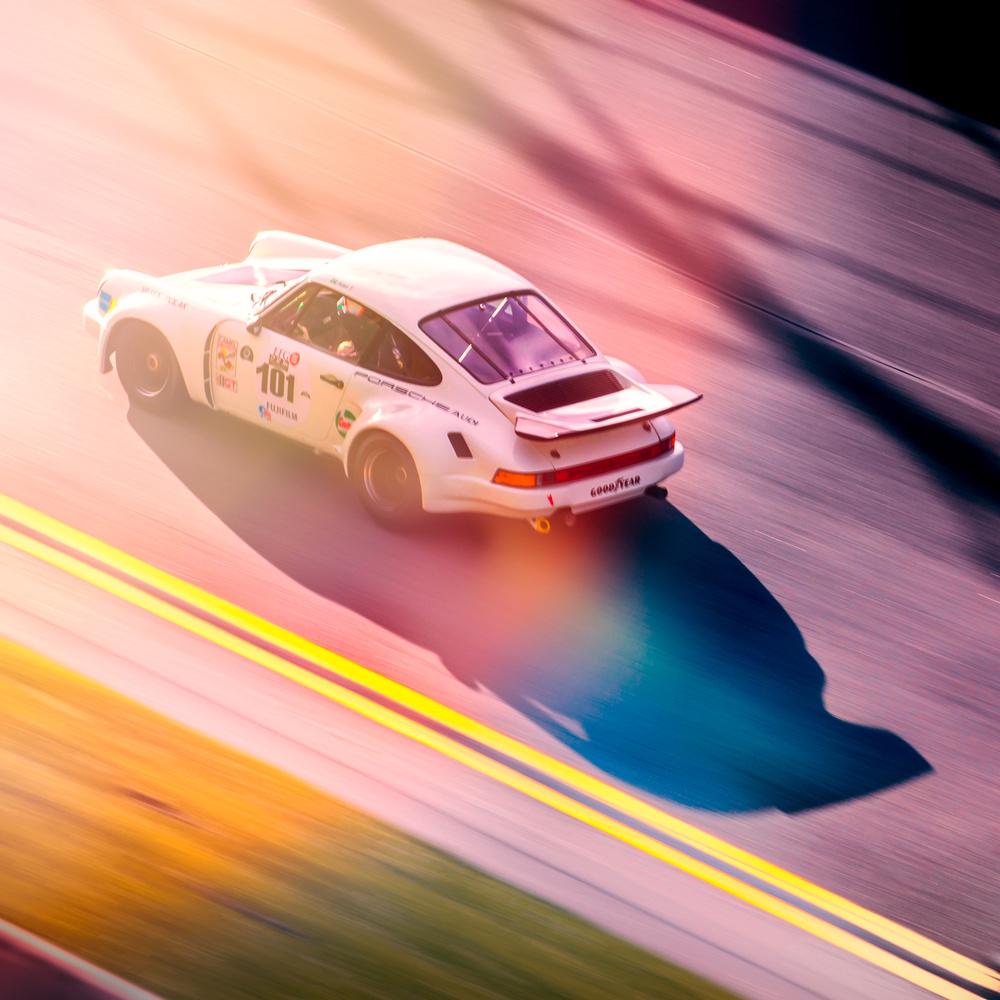 Porsche 911 by Rob Woodham