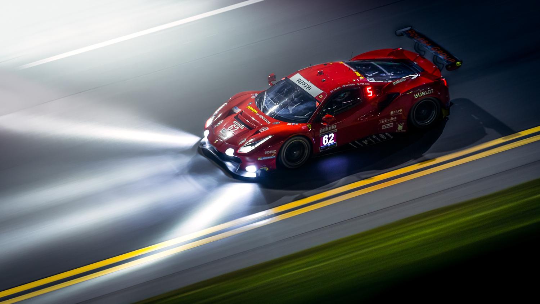 Ferrari 488 GTE by Rob Woodham